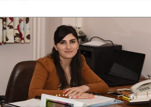 Head of Preschool Department Ms. Sally Kfoury