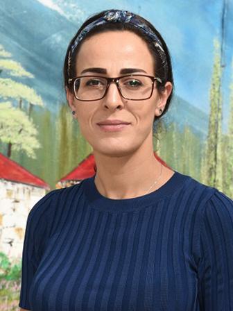 Ms. Alia Badereddine