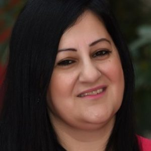 Ms. Ghada Kazan