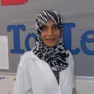 Ms. Thonaya Bek