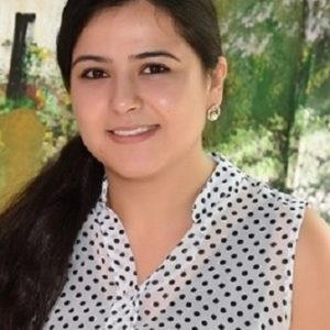 Ms. Rola Jaber Saleh